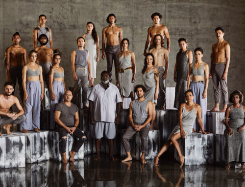 """The Tony Foundation provides funding to support the 30th anniversary documentary for Bangarra Dance theatre """"Firestarter"""""""
